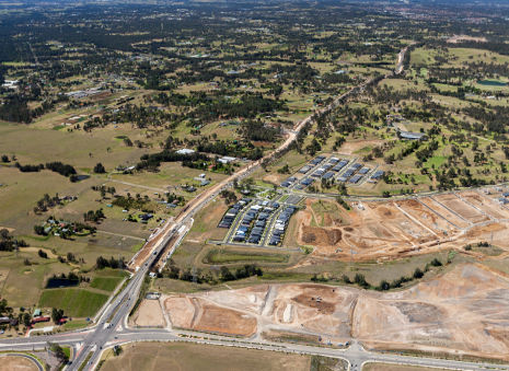 MR620 Upgrade of Camden Valley Way from South of Raby Road to Cobbitty Road - Stage 2 - image 3