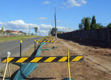 Bernera Road Reconstruction and Widening -Kurrajong Road to Camden Valley Road