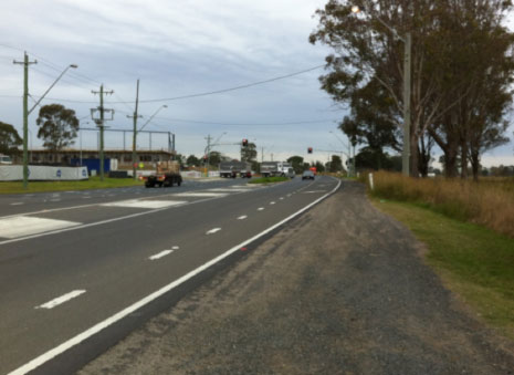 Mamre Rd & Erskine Park Rd Intersection Upgrade 2