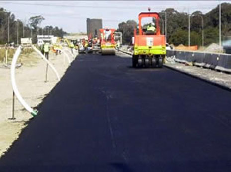 F5 Widening: Northbound between Camden Valley Way and Brooks Rd - Stage 1 img 3