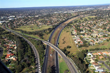 F5 Widening (Northbound and Southbound Brookes Rd to Narellan Rd) - Stage 2 img 4